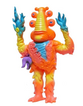 "Presspop 2008 Jim Woodring Lorbo Standard Version 01 Orange Ver 7"" Vinyl Figure - Lavits Figure"
