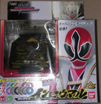 Bandai Power Rangers Samurai Shinkenger Inromaru Morpher Trading Collection Figure - Lavits Figure  - 1