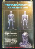 Tsukuda Hobby 1/6 T2 Terminator Judgment Day Cyberodyne 800 Series Model 101  Model Kit Figure - Lavits Figure  - 2