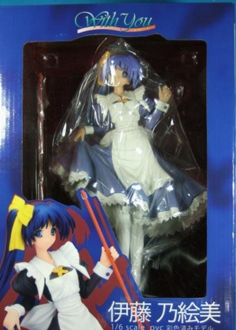 Clayz 1/6 With You Itou Noemi Maid Ver Pvc Collection Figure Used - Lavits Figure