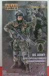 "BBi 12"" 1/6 Collectible Items Elite Force US Army 10th Special Forces Group Ariborne Gunslinger Action Figure - Lavits Figure  - 1"