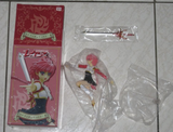 "Clamp Magic Knight Rayearth Nostargia Girl 3 8"" Pvc Collection Figure Set - Lavits Figure  - 3"