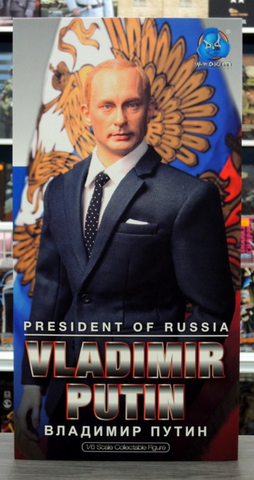 "DID 1/6 12"" President Of Russia Vladimir Putin Action Figure - Lavits Figure  - 1"