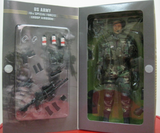 "BBi 12"" 1/6 Collectible Items Elite Force US Army 10th Special Forces Group Ariborne Gunslinger Action Figure - Lavits Figure  - 2"