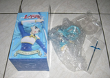 "Clamp Magic Knight Rayearth Nostargia Girl 3 8"" Pvc Collection Figure Set - Lavits Figure  - 4"