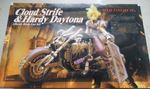 1/8 Final Fantasy VII 7 Cloud Strife Hardy Daytona Resin Cold Cast Model Kit Figure - Lavits Figure  - 1