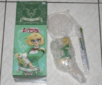 "Clamp Magic Knight Rayearth Nostargia Girl 3 8"" Pvc Collection Figure Set - Lavits Figure  - 5"