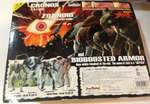 Max Factory Guyver Bio Fighter Wars Collection 02 Cronos Zoanoid Figure Set - Lavits Figure  - 2