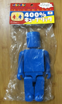 "Medicom Toy Kubrick 400% Limited Blue Ver 11"" Action Figure - Lavits Figure"
