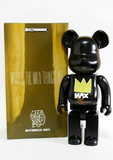 "Medicom Toy 2009 Be@rbrick 400% Where The Wild Things Are Ver 11"" Vinyl Collection Figure - Lavits Figure  - 2"