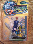 Playmates TMNT Teenage Mutant Ninja Turtles Fast Forward Cody Action Figure - Lavits Figure