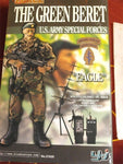 "BBi 12"" 1/6 Elite Force The Green Beret U.S. Army Special Eagle Action Figure - Lavits Figure  - 1"