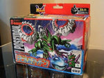 Takara Super Battle B-Daman Bomberman Model Kit No VA-11 Poseidon Figure - Lavits Figure  - 1