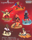 Yujin Erementar Gerad Candy Toy 12+2 Secret 7 Color 7 Crystal Ver 14 Figure Set - Lavits Figure  - 2