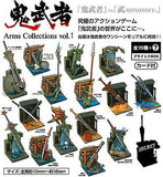 Capcom Onimusha x Mononofu Arms Collection Vol Part 1 15+1 Secret 16 Figure Set - Lavits Figure  - 2