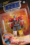 Bandai Power Rangers Gogo Five V Lightspeed Rescue Victory Robo RB-1 Action Figure - Lavits Figure  - 2