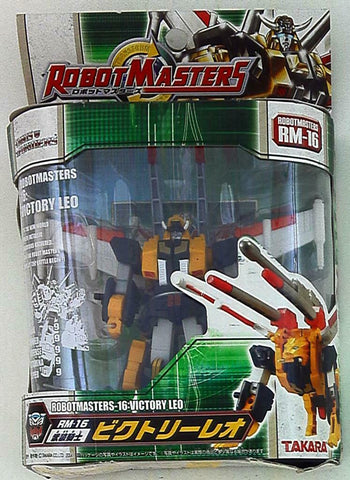 Takara Transformers Robot Masters RM-16 Victory Leo Action Figure