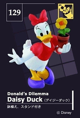 Tomy Disney Magical Collection 129 Donald's Dilemma Daisy Duck Figure - Lavits Figure
