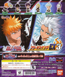 Bandai Bleach The Movie Diamonddust Rebellion Gashapon EX Vol 3 Mascot Strap 6 Mini Trading Figure Set - Lavits Figure