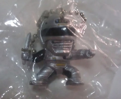 Banpresto Metal Hero Series Space Sheriff Gavan Strap Key Chain Holder Trading Figure