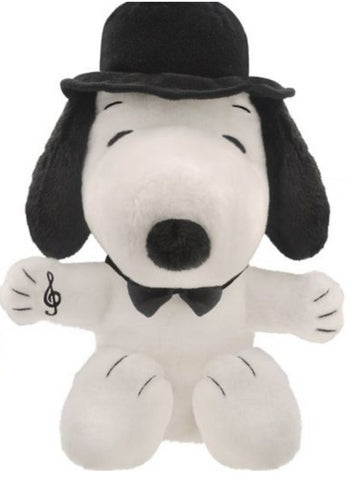 "Peanuts Snoopy & Friends Taiwan 7-11 Limited 12"" Hand Puppet Snoopy Ver Plush Doll Figure"