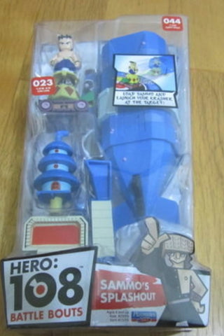 Hero 108 Battle Bouts No 023 044 Trading Figure