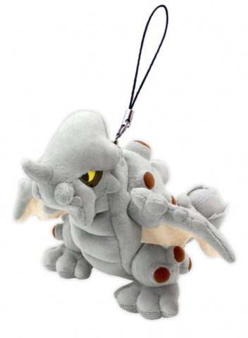 Capcom Monster Hunter Gravios Mini Plush Doll Mascot Strap Figure