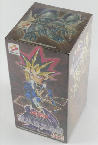 Konami 2000 Yu Gi Oh Revival of Black Demons Dragon Trading Card Play Game Sealed Box Set