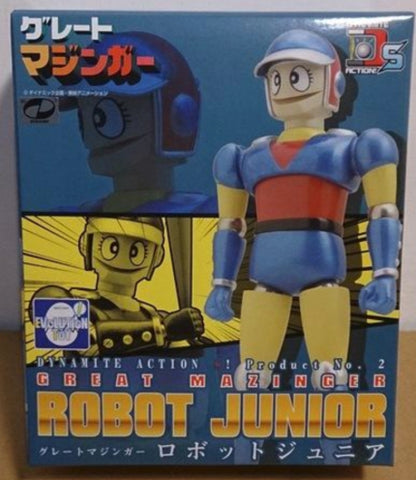 Evolution Toy Dynamite Action S No 02 Great Mazinger Robot Junior Figure