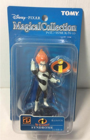 Tomy Disney Magical Collection 120 The Incredibles Syndrome Trading Figure