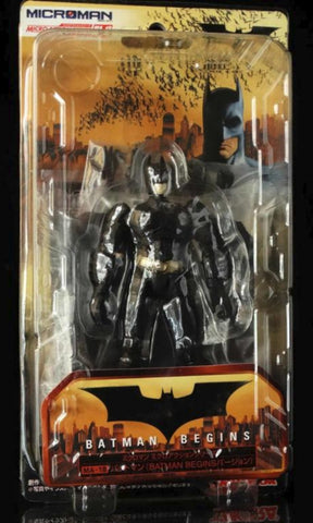 Takara 1/18 Microman Micronauts MA-18 Batman Begins Movie Figure