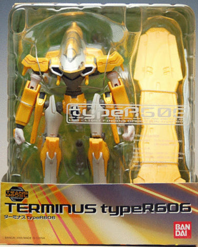 Bandai Psalms of Planets Eureka seveN Trans Model Terminus Type R606 Action Figure