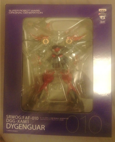 Banpresto Hobby Super Robot Wars OG SRWOG FAF-010 DGG-XAM1 Dygenguar Action Figure