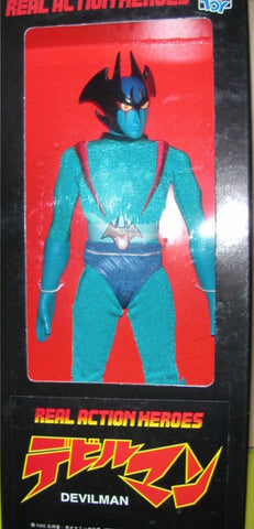 "Medicom Toy 1/6 12"" RAH Real Action Heroes Devilman Collection Figure"