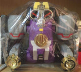 Bandai Toei Metal Hero Series Tokusou Robot Janperson Transformers Action Figure Used
