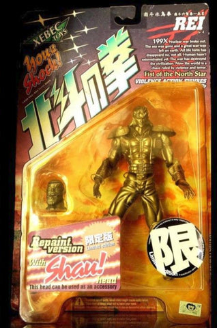 Kaiyodo Fist of The North Star 200X Rei Repaint Ver Action Figure