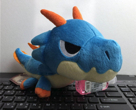 "Capcom Monster Hunter Ceadeus 6"" Plush Doll Figure"
