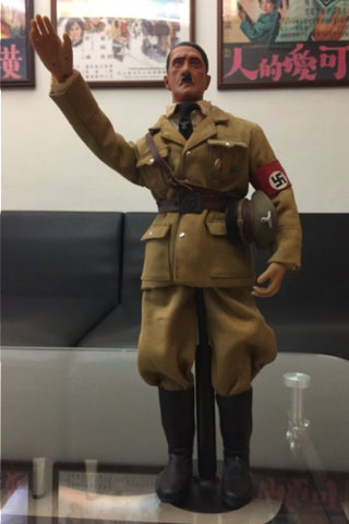 "Drastic 1/6 12"" German Adolf Hitler Action Figure Used"
