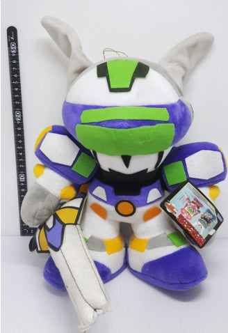 Sega Cyber Troopers Virtual On Plush Doll Figure Type A