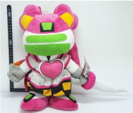 Sega Cyber Troopers Virtual On Plush Doll Figure Type B