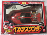 Bandai Power Rangers Turbo Carranger Red Transform Car Action Figure