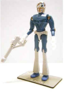 Takara Microman Reissue Series M122 Michael Action Figure