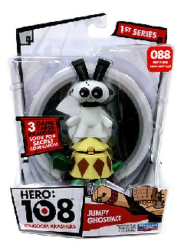 Hero 108 Kingdom Krashers 088 Jumpy Ghostface Trading Figure