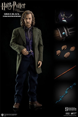 "Star Ace Toys 1/6 12"" Harry Potter and the Order of the Phoenix Sirius Black Action Figure"