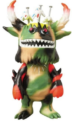 "Medicom Toy 2012 T9G MOZnaiL VCD Special No.207 Tokyo's Tokyo Ver. 10"" Vinyl ABS Figure - Lavits Figure"
