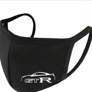 Import Automotive Design Face Mask