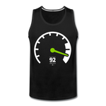 Load image into Gallery viewer, Tachometer Tank - black