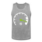Load image into Gallery viewer, Tachometer Tank - heather gray