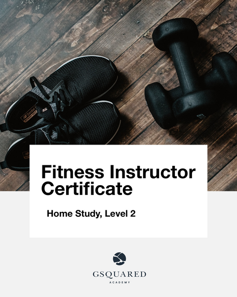 Fitness Instructor Certificate (Level 2)