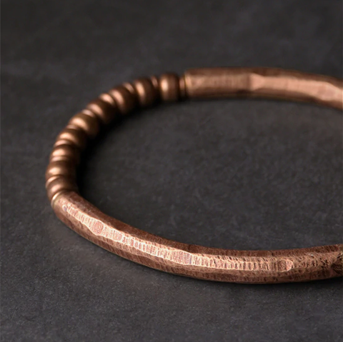 Viking Copper Health Bracelet